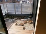 屋上庭園施工事例