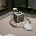 八尾町の坪庭画像3