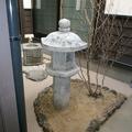 八尾町の坪庭画像4