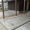 真っ直ぐなスタンプコンクリート画像3
