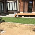 除草対策にスタンプコンクリート画像4