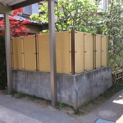 天然竹から人工竹へ画像1