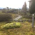庭石の設置と移動画像2